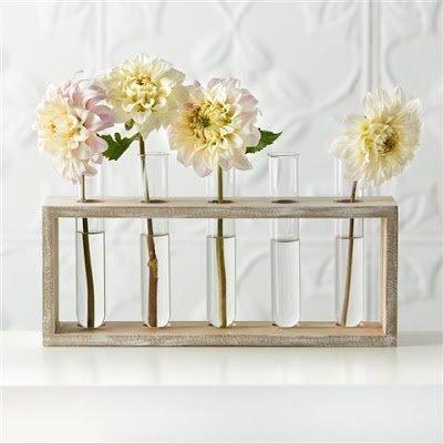 KMart Test Tube Vase |www.raggedy-bits.com